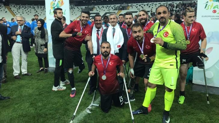 Türkiye'nin gururu oldular