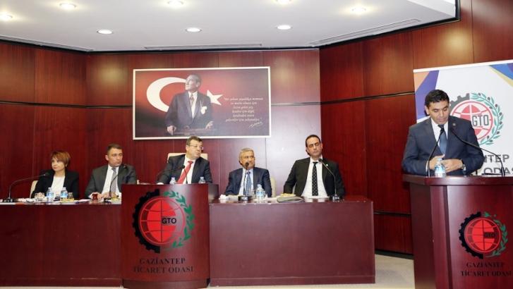 GTO'da Ekim Ayı Olağan Meclis toplantısı yapıldı