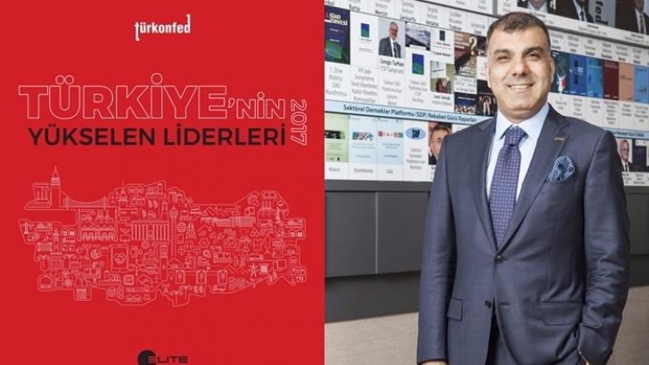 """""""Türkiye'nin Yükselen Liderleri"""" araştırması açıklandı"""