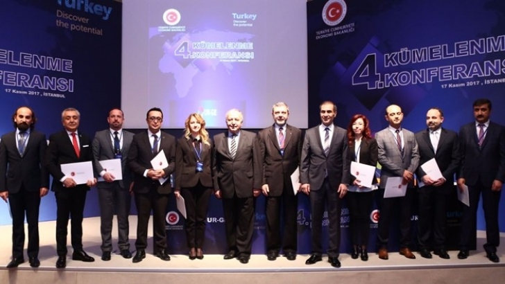 GSO'nun URGE projelerine ödül