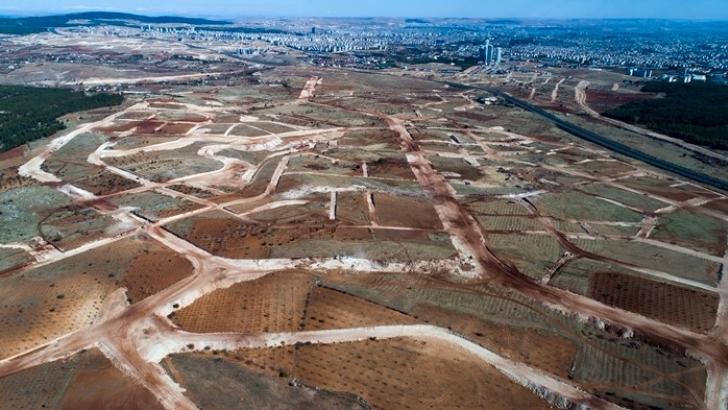 Şahinbey Belediyesi'nden, Yamaçtepe'ye yeni yol