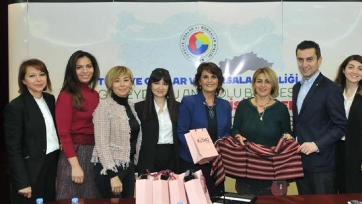 Kadın Girişimciler Kurulu bölge toplantısı yapıldı