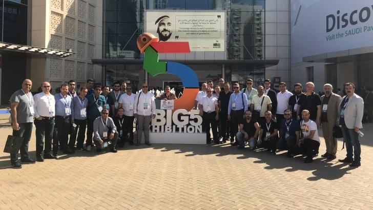 GTO sektörel çalışmalarına Dubai'de devam etti