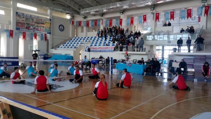 Şahinbey Belediyesi'nde spor engel tanımıyor
