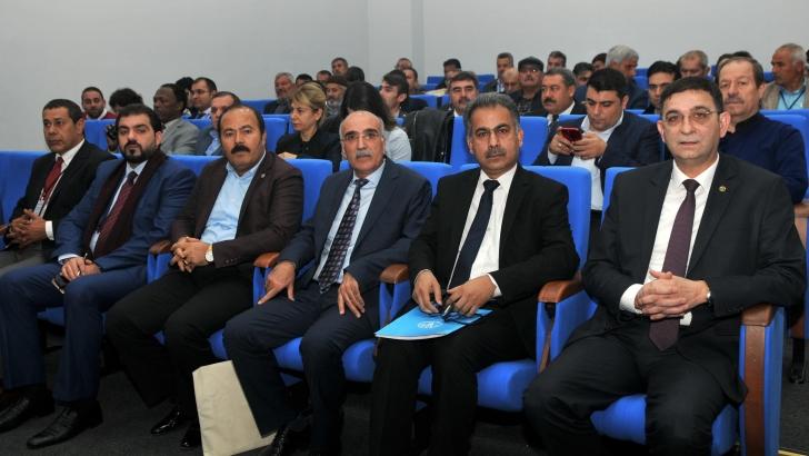 """FAO İSTİHDAM FUARI"" AÇILIŞ TOPLANTISI YAPILDI"