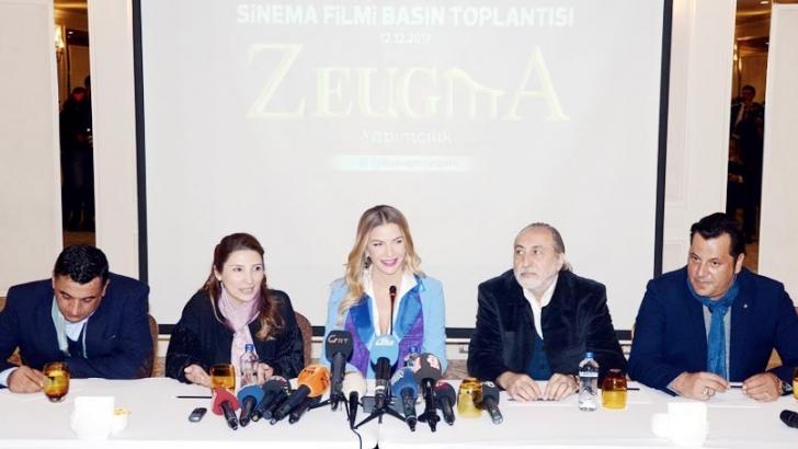 'Antep Fıstığı' Filmi Çekimleri Başladı