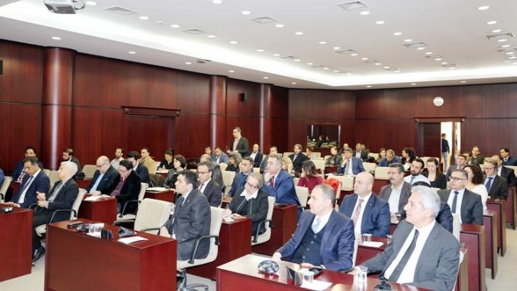 """""""Gaziantep-Suriye yatırım iklimi"""" çalıştayı"""