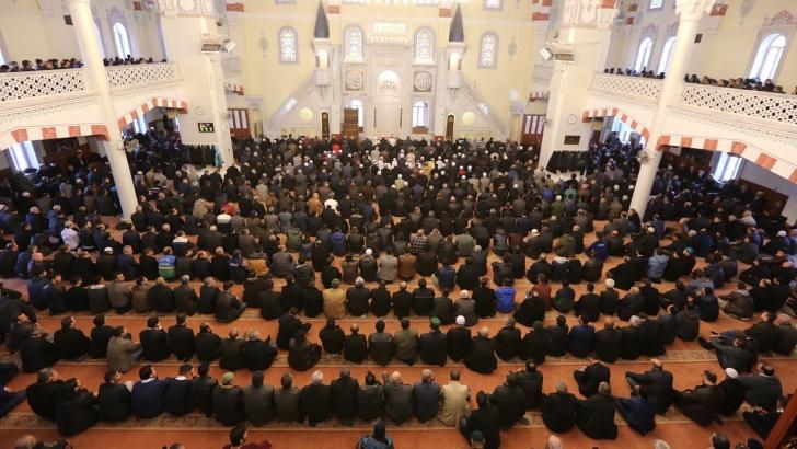 Gaziantep savunmasında 6 bin 317 şehit için hatim duası okundu