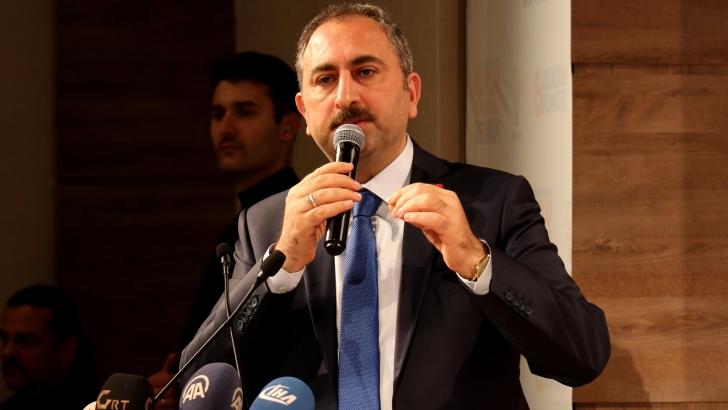 Adalet Bakanı Gül'den KHK değerlendirmesi