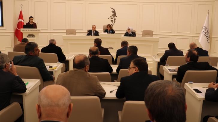 Büyükşehir Meclisi'nde 64 madde görüşüldü
