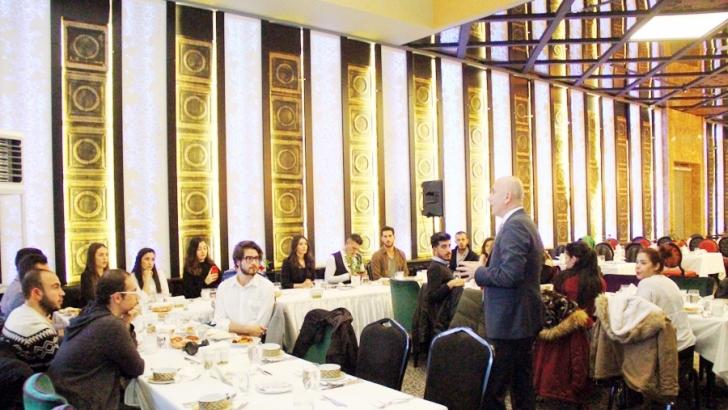 Erasmus+ ile HKÜ Öğrencileri Avrupa'da