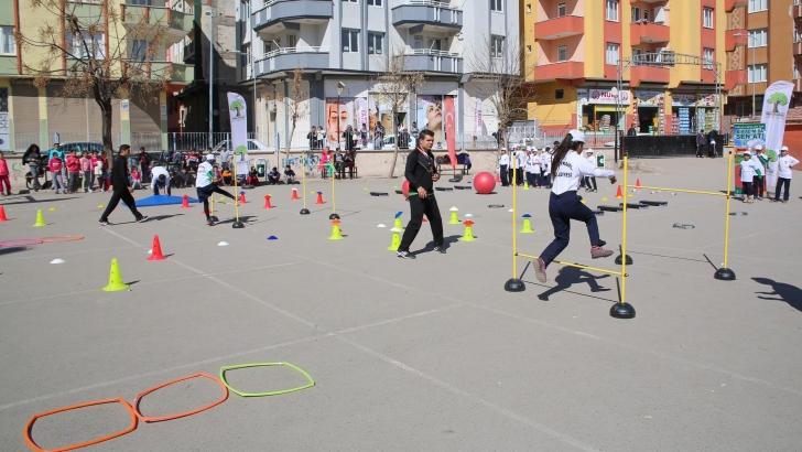 Şehitkamil'de öğrenciler sportif etkinliklere katılacak