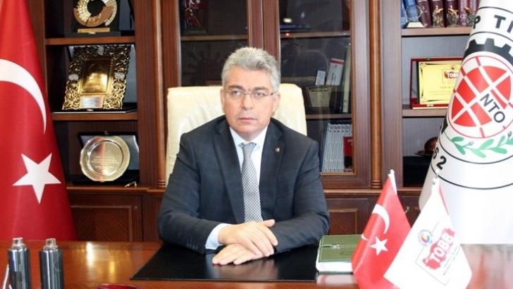 NTO Başkanı Özyurt, Zeytin Dalı Harekatı'na destek