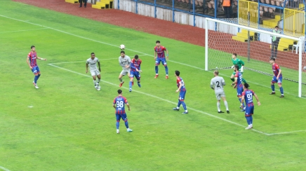 Gazişehir Play-off'da