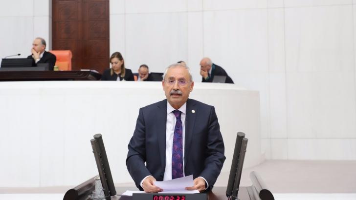 Kaplan, Gaziantep'in sorunlarını anlattı