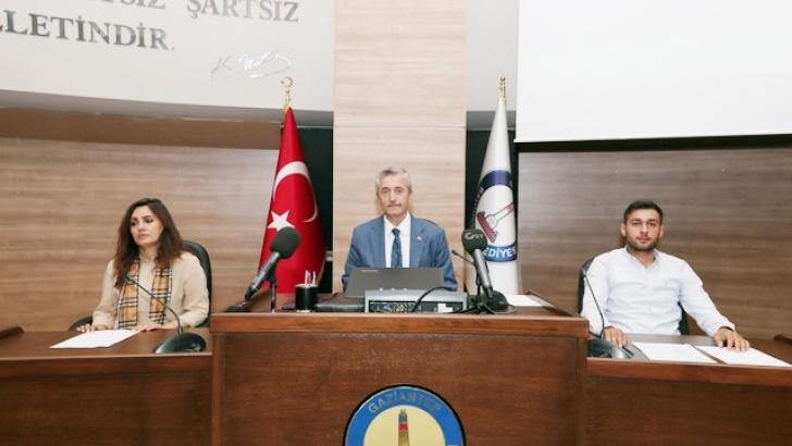 Şahinbey'de Temmuz ayı meclisi