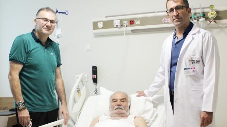 Şifayı Hatem Hastanesi'nde buldular