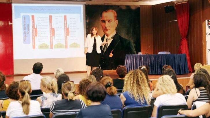 GKV'de eğitimde program geliştirme seminer düzenlendi