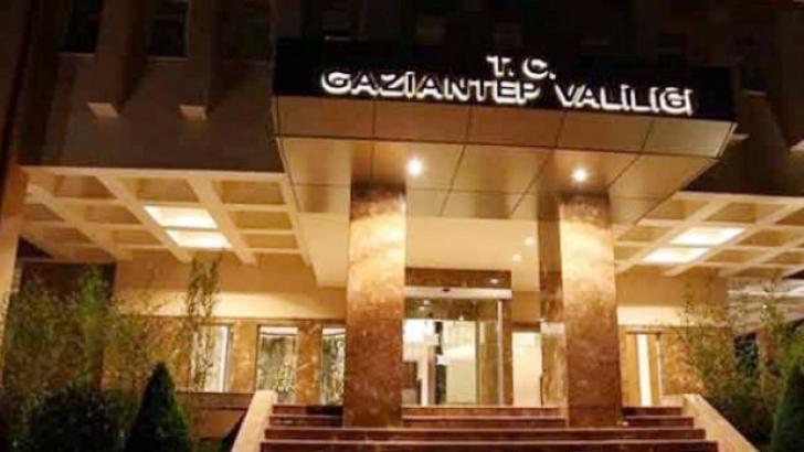 Gaziantep Valiliğinden 30 gün toplantı ve gösteri yasağı