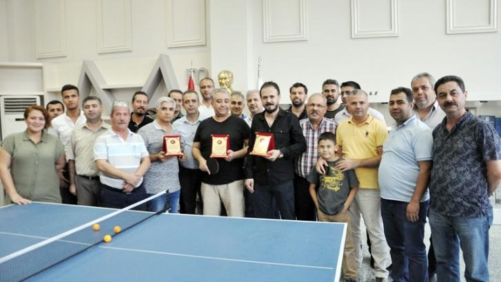 GSMMMO'dan tenis turnuvası