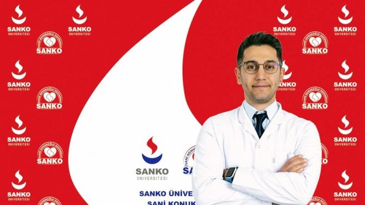 OPR. DR. DEMİROĞLU SANKO HASTANESİ'NDE