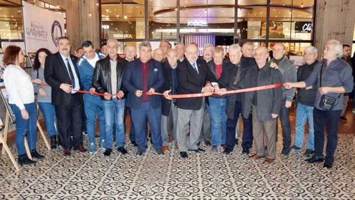 Futbol Nostalji Sergisi açıldı