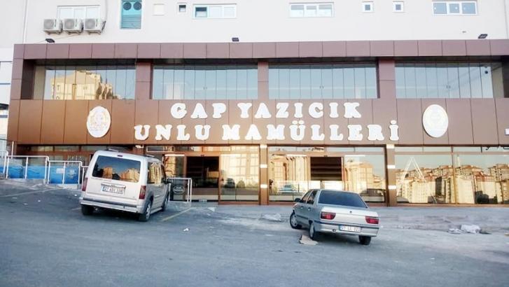 GAP Yazıcık Unlu mamülleriBeykent'te