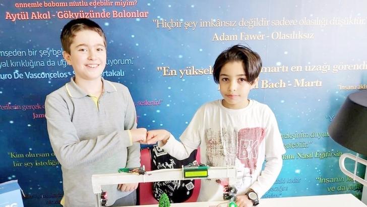 Bahçeşehir'li öğrencilerin başarısı