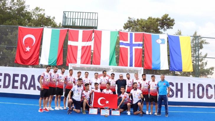 Avrupa Hokey Şampiyonaları ertelendi