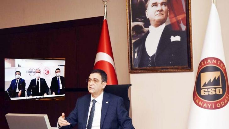 """GSO'DAN TÜRK EXİMBANK İŞBİRLİĞİNDE, """"EKONOMİ GÜNLÜĞÜ"""" PANELİ"""