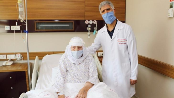 Sağlığına Medical Park Hastanesi'nde kavuştu