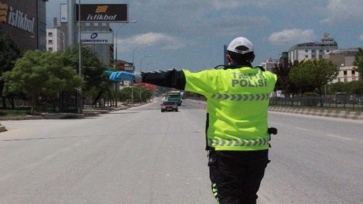Trafik kurallarına uymayanlara ceza yağdı