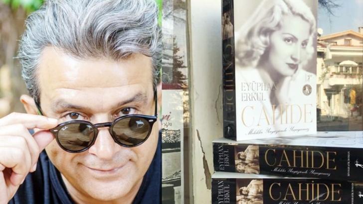 Gaziantepli senarist Cahide Sonku'nun romanını yazdı