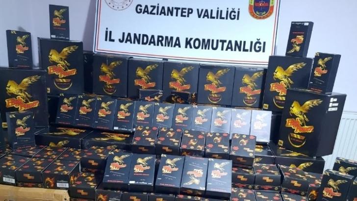 750 bin lira değerinde cinsel içerikli ürün ele geçirildi