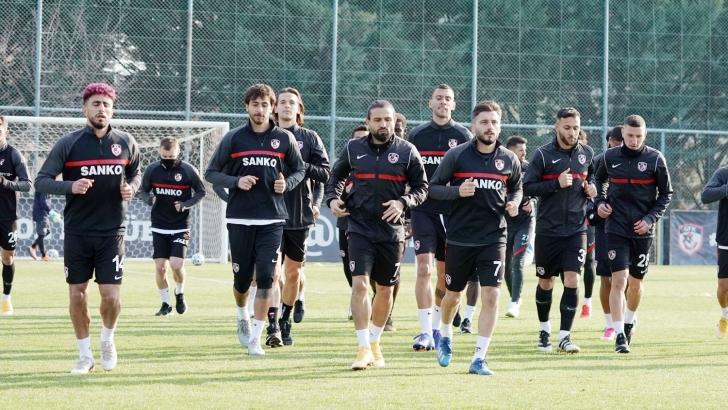 Beşiktaş hazırlıkları başladı