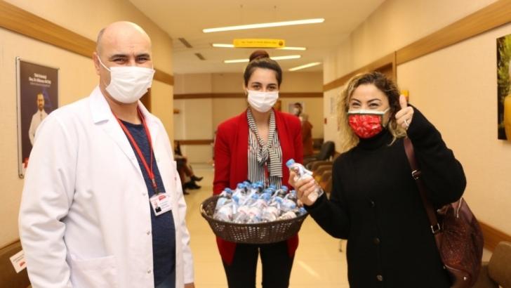 Medical Park Gaziantep Hastanesi'nde 11 Mart Dünya Böbrek Günü'ne dikkat çekildi