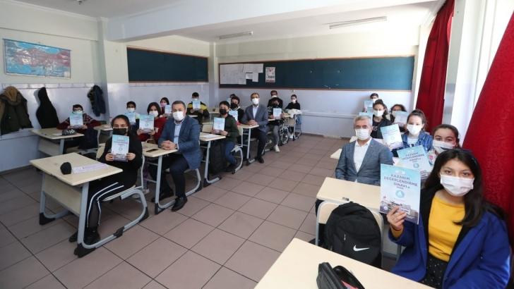 Şahinbey'de her ay 12 bin öğrenci deneme sınavına giriyor