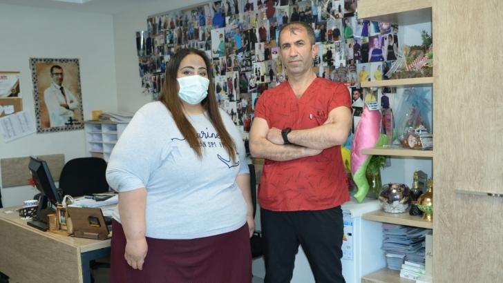 Tüp mide ameliyatıyla 1 haftada 11 kilo verdi