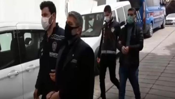 İş yerinden 200 bin lira çalan şüpheliler tutuklandı