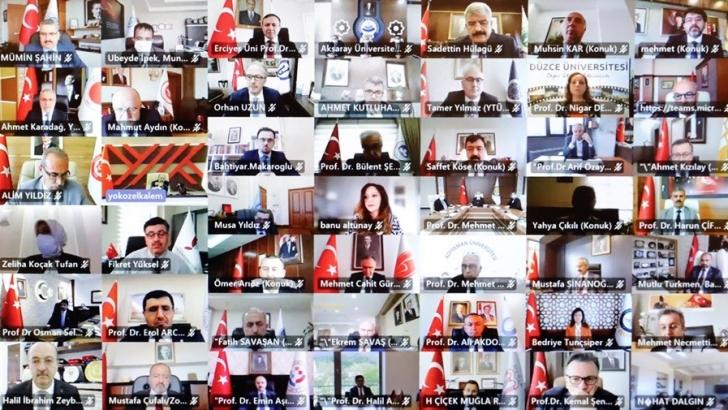 YÖK'TEN GAÜN'E 'ENGELSİZ ÜNİVERSİTE' ÖDÜLLERİ