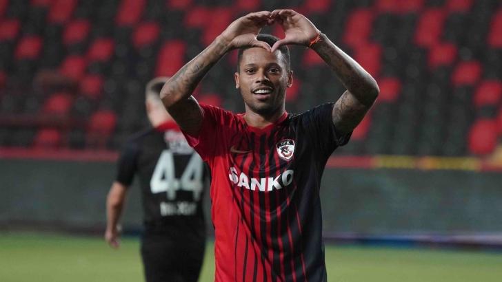 Gaziantep FK, Andre Felipe ile yollarını ayırdı
