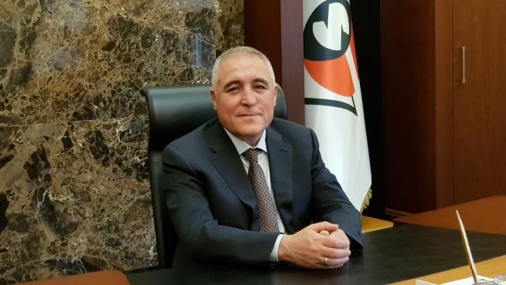 GOSB Başkanı Şimşek'ten bayram mesajı