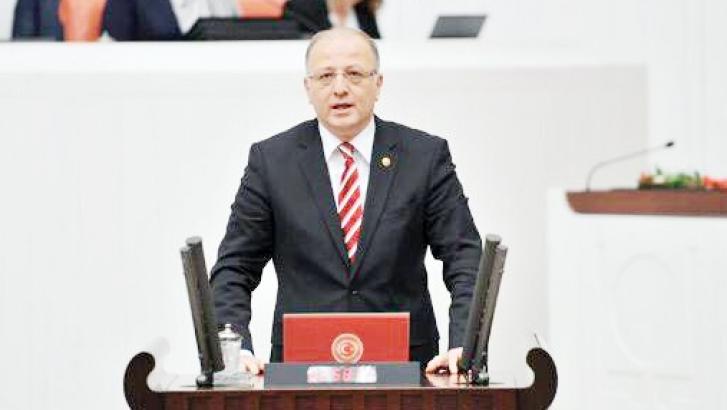"""Koçer, """"Gaziantep'e destek artarak devam ediyor"""""""