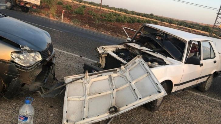 Yavuzeli'inde trafik kazası: 1 ölü, 3 yaralı