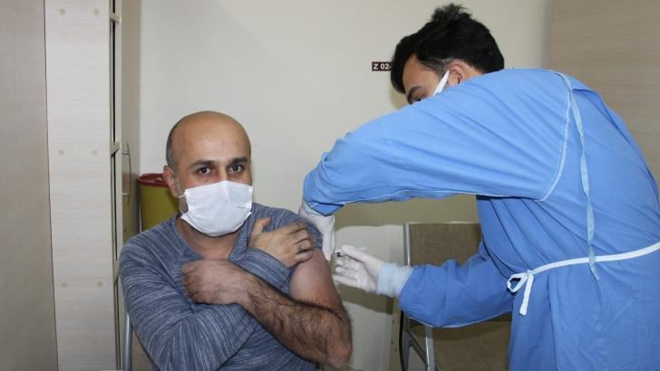 Başhekim Prof. Dr. Belgin Alaşehirli'den aşı çağrısı