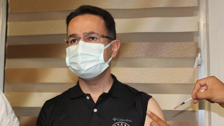"""Tiryaki: """"Aşıdan başka çözüm yok"""""""
