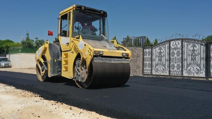 Büyükşehir'den asfalt seferberliği