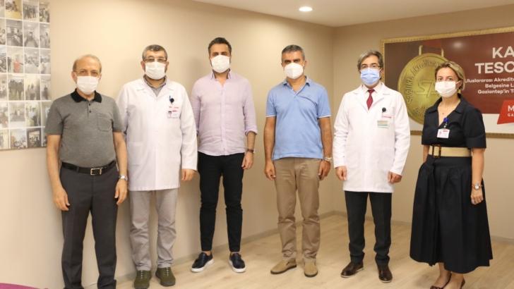 Medical Park Gaziantep akademisyen kadrosunu güçlendiriyor