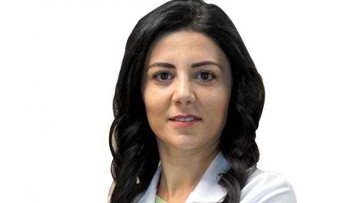 Op. Dr. Elçin Aydın Medical Park'ta