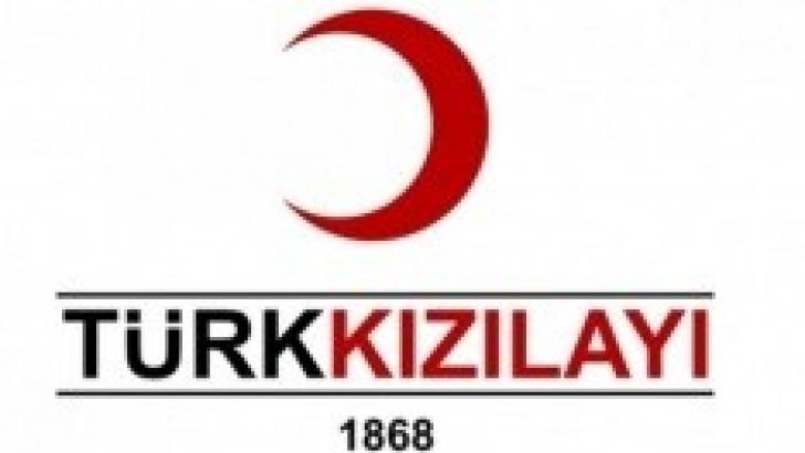 Türk Kızılay'ı deprem bölgesinde